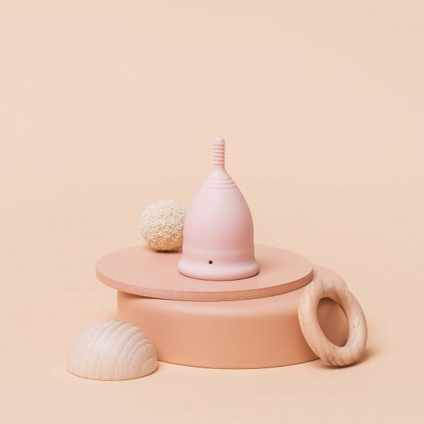 Menstruationstasse divine / Pretty in Pink / SOFT
